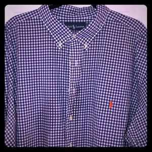 Polo Ralph Lauren button down shirt 3XLB
